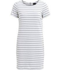 vitinny - t-shirt jurk met streep dessin