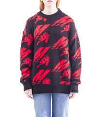 msgm wool blend sweater