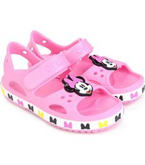 crocs infanti disney minnie mouse