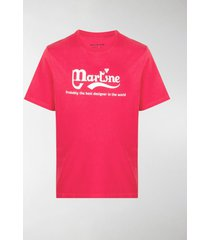 martine rose best designer crew neck t-shirt