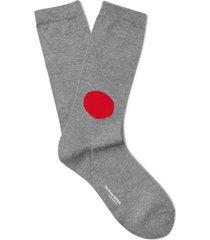blue blue japan short socks