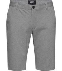 ponte shorts shorts chinos shorts grå denim project