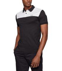 boss men's slim-fit polo shirt