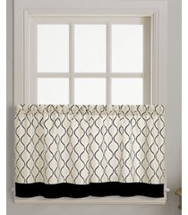 "chf morocco 58"" x 24"" window tier"