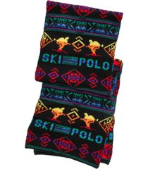 polo ralph lauren men's beacon skier scarf