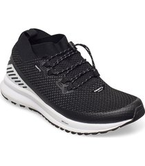 fuseknit x ii m shoes sport shoes running shoes svart craft