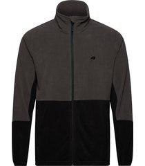 kleivane microfleece jacket sweat-shirts & hoodies fleeces & midlayers grå skogstad
