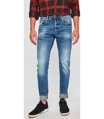 g-star raw - jeansy 3301 slim