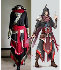 assassin's creed cosplay costume assassins creed halloween carnival outfit