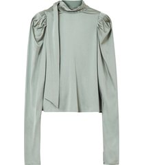 gismara zijden blouse