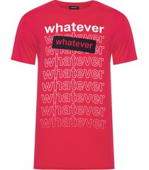 t-shirt masculina t-joe - vermelho