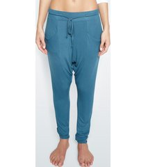 keaton drop crotch legging - l tidepool
