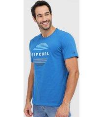 camiseta rip curl airwaves azul