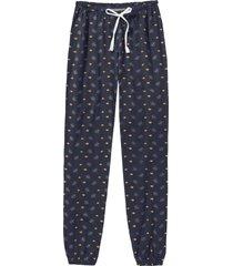 pantaloni per pigiama (blu) - bpc bonprix collection