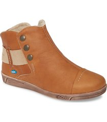 cloud aline bootie, size 9.5-10us in tan leather at nordstrom
