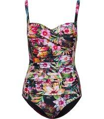 amelia swimsuit baddräkt badkläder multi/mönstrad missya