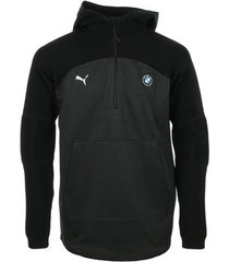 fleece jack puma bmw mms evoknit 1/2 zip
