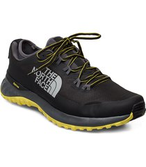m ultra traction shoes sport shoes running shoes svart the north face