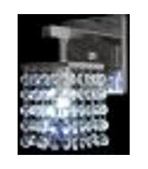 arandela parede lustre cristal area interna - jp/arsaga/11