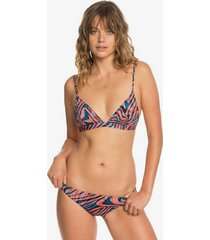 quiksilver womens bikini top