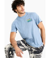 deus ex machina men's barracuda logo graphic t-shirt