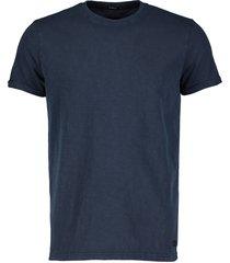 jac hensen t-shirt - extra lang - blauw