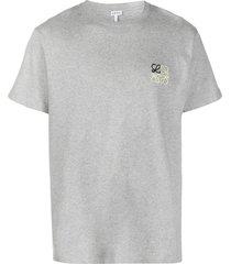 classic anagram t-shirt, grey