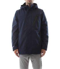 o'neill 8p0112 tracks jkt jacket and jackets men blue