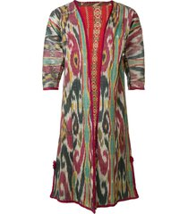 a.n.g.e.l.o. vintage cult uzbekistan tunic - multicolour