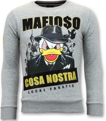 sweater local fanatic cosa nostra mafioso
