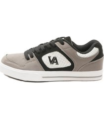 zapatilla gris vuela alto limited skate dragons
