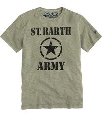 army star mans t-shirt