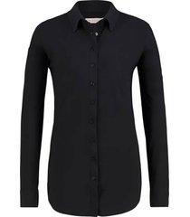 blouse poppy zwart