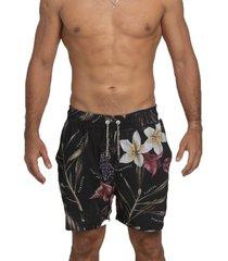 swim shorts salt35g canvas preta