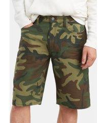 """levi's men's 569 loose-fit 12"""" shorts"""