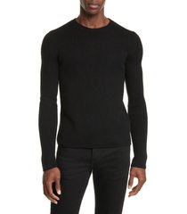 men's bottega veneta crewneck cashmere sweater