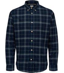 skjorta slhslim flanell shirt