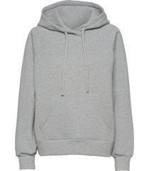 allsaints talon hood hoodie trui grijs allsaints