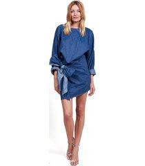 sukienka latina asimetrico jeans