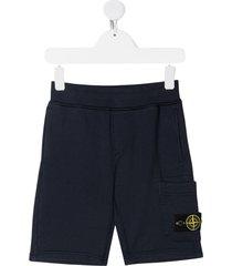 bermuda shorts felpa