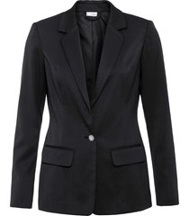blazer con bottoni gioiello (nero) - bodyflirt boutique