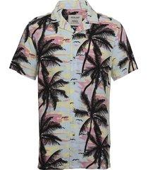 akthim shirt kortärmad skjorta multi/mönstrad anerkjendt