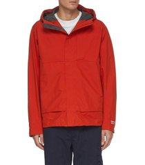 'fyn shell' gore-tex 3.0 hooded jacket