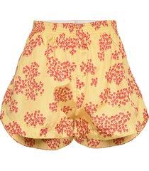 tamara shorts shorts flowy shorts/casual shorts orange lovechild 1979