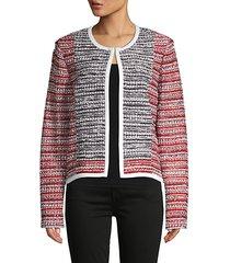 amelia knit jacket