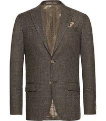 6146 - star napoli normal blazer colbert bruin sand