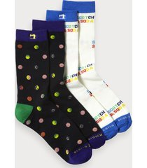 scotch & soda 2-pack jacquard socks