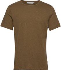 tshirt t-shirts short-sleeved grön casual friday