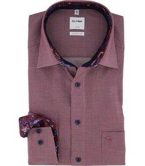 mouwlengte 7 overhemd olymp strijkvrij comfort fit