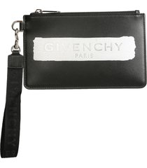 givenchy mini pouch with logo